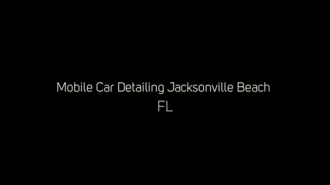 Mobile Car Detailing Orange Park FL