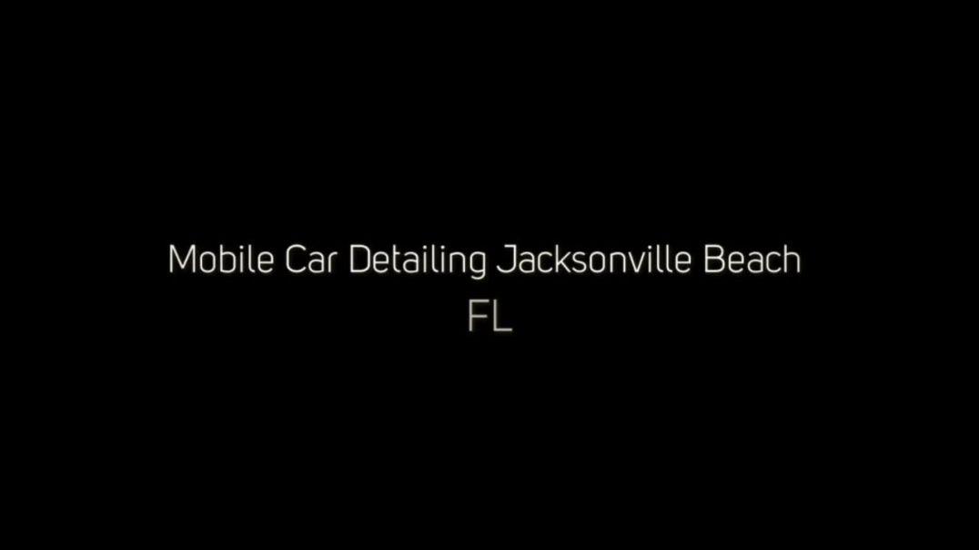 Mobile Car Detailing Orange Park FL