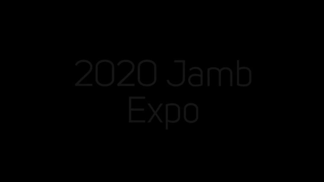 2020 Jamb Runs