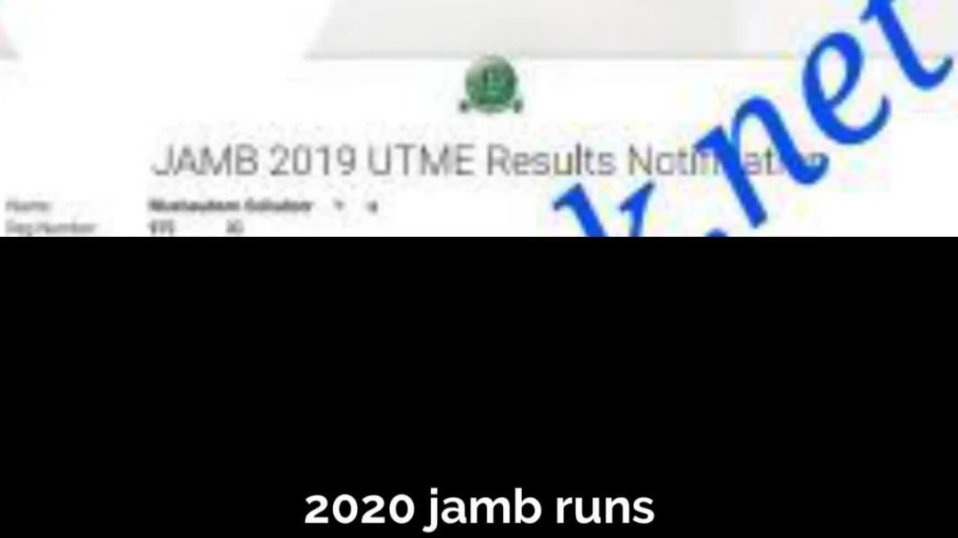 2020 cbt jamb runs answers -jamb cbt expo