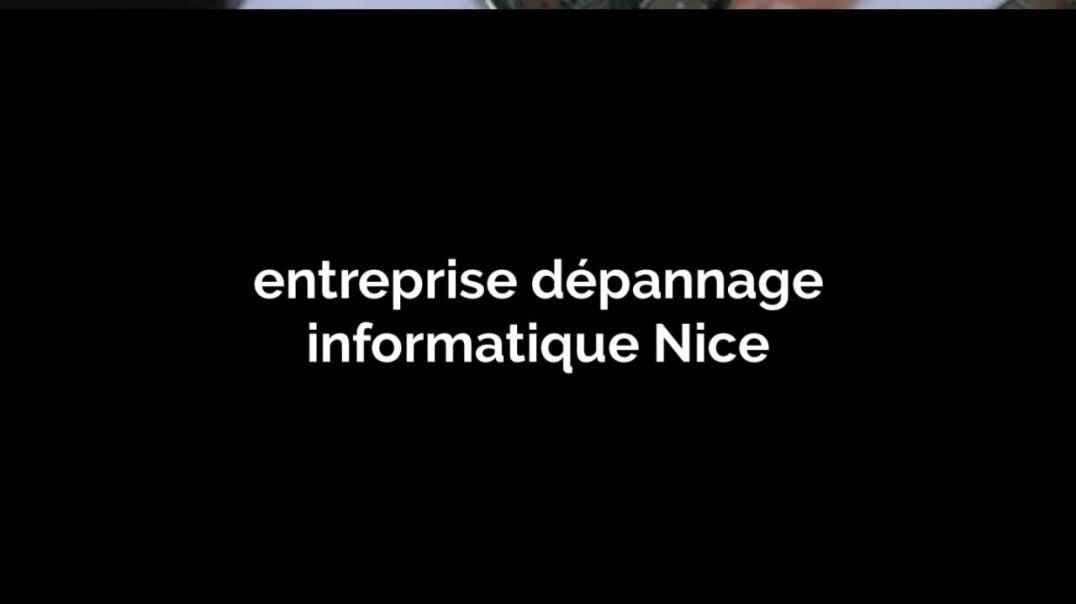 entreprise dépannage informatique Nice