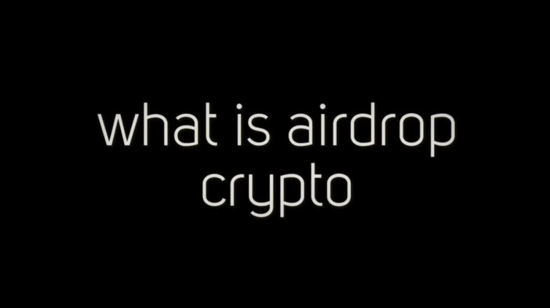 what is airdrop coin