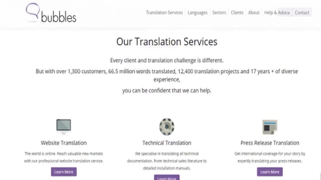 Great things about translation