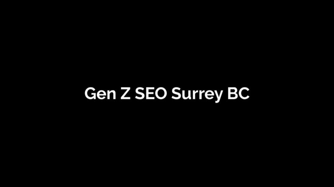 Gen Z SEO Surrey