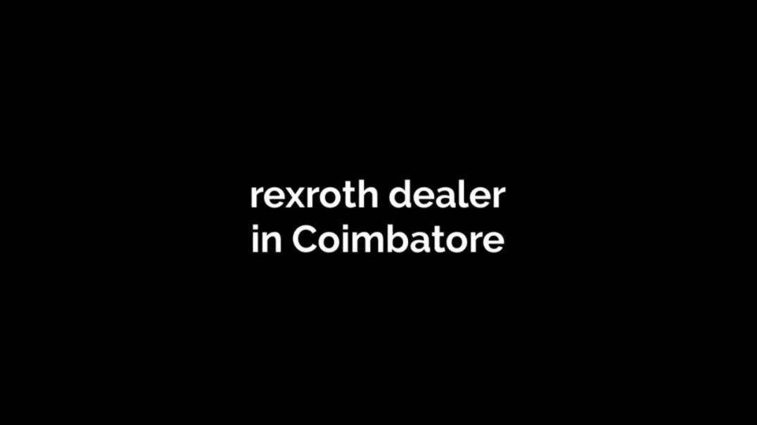 rexroth dealer in Coimbatore