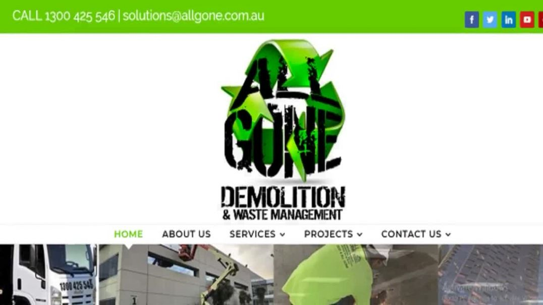 Demolition Services Melbourne,Demolition Company Melbourne, allgone.com.au