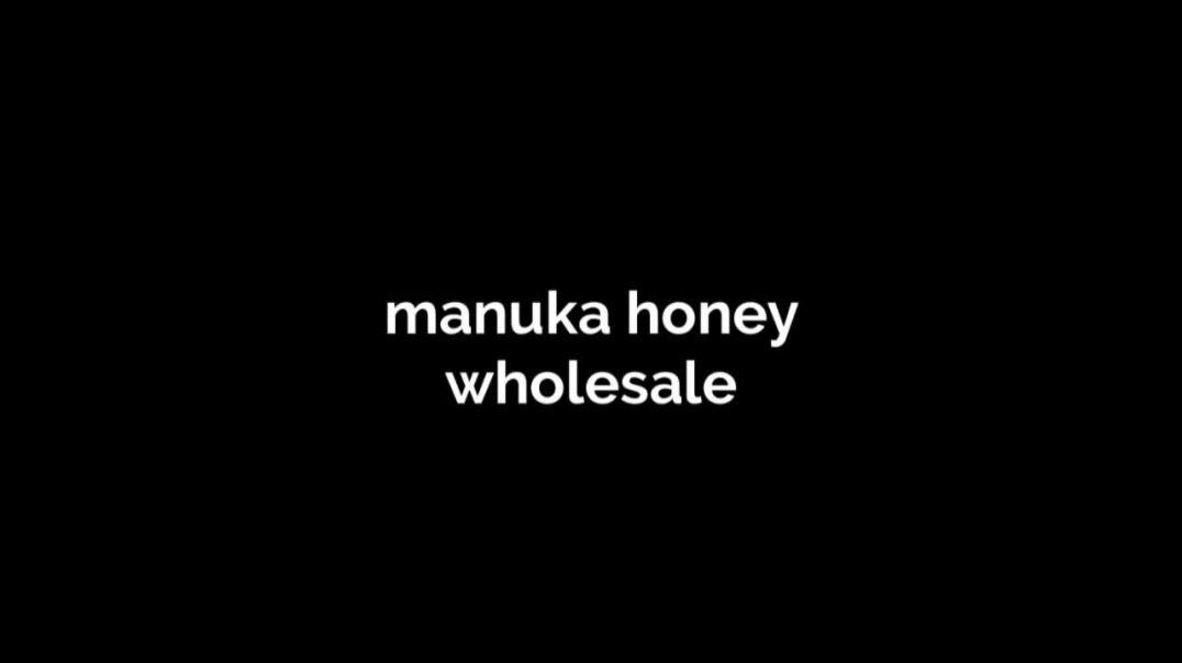 wholesale honey prices nz