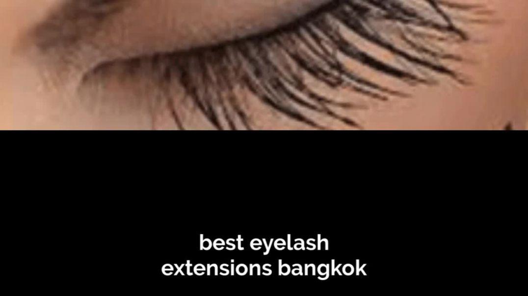 eyelash extension bangkok