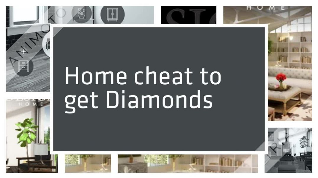 Design Home Cheats - Get More Diamonds Within Minutes