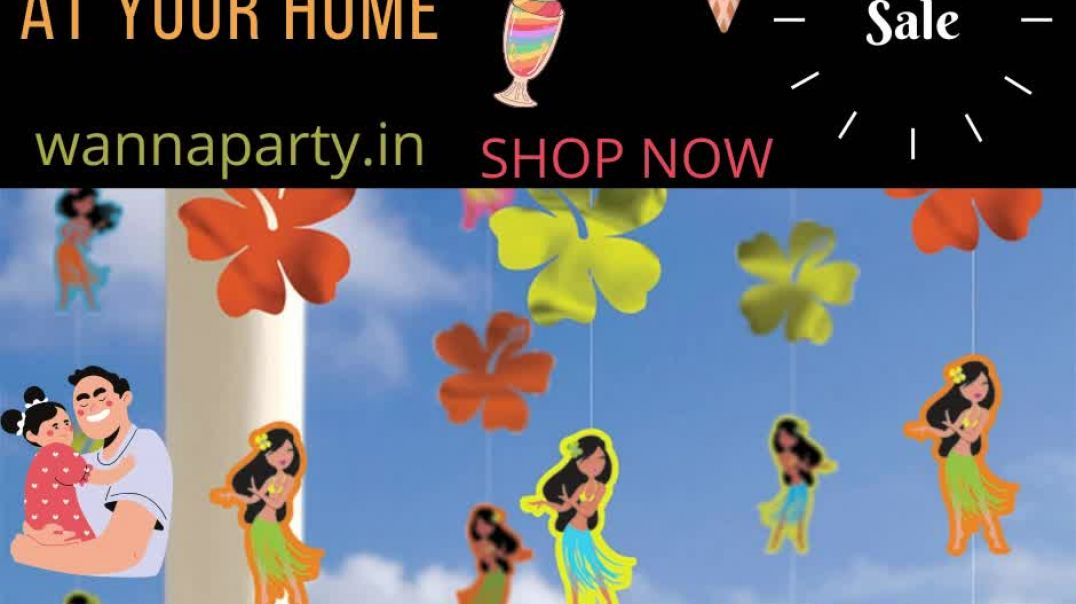 wannaparty-BIRTHDAY PARTY DECORATION SERVICE IN Delhi